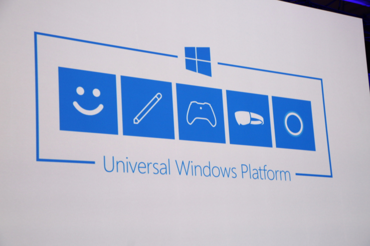 Windows Universal Platform logo