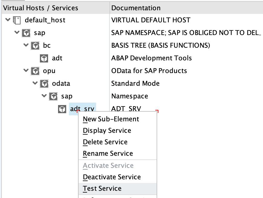 ABAP Development with VS Code